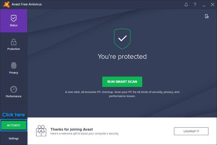 Avast Driver Updater Key