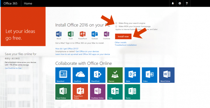 Microsoft Office 365 Product Total Free 2020