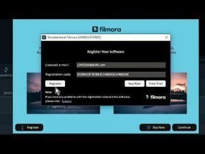Filmora Registration Code for the Latest Free Working Code in 2020