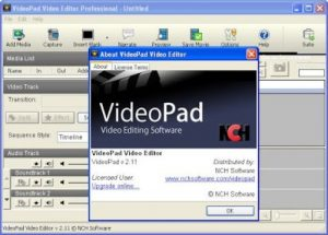 VideoPad Registration Code