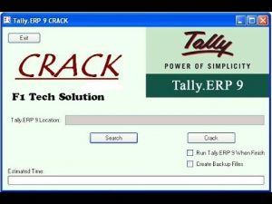Tally ERP 9 Serial Key and Activation Key 2020
