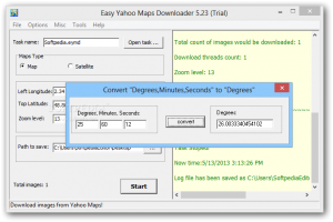 Easy Yahoo Maps Downloader 3.19 Serial Number Overview