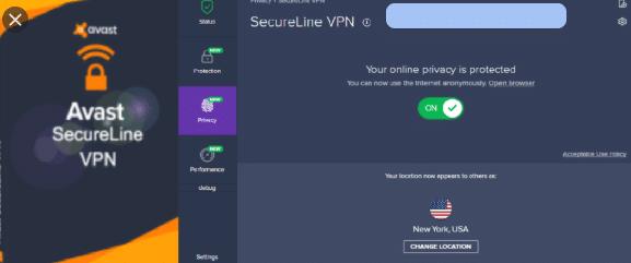 Avast Secureline VPN License Key 2021