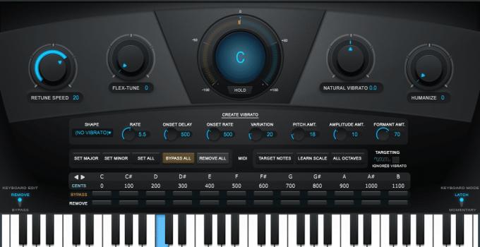 Antares AutoTune Pro 9.0.1 serial key