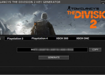The Division 2 Key Free