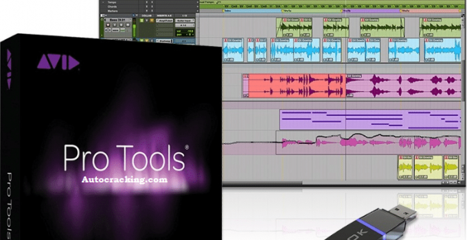 AVID Pro Tools 2019.12 Serial Key