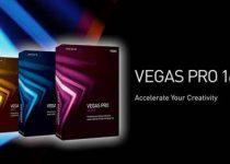 Sony Vegas Pro 16 17.0.321 Serial Key