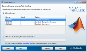 MATLAB Serial Key 2020