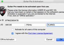 Guitar Pro 6 License Key Free