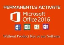 Microsoft Office Professional 2016 Product Key