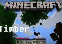 Minecraft Timber MOD Key