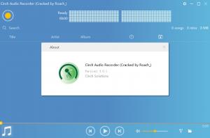 Cinch Audio Recorder Keycode Cracked