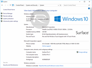 Lenovo Windows 10 Activation Key