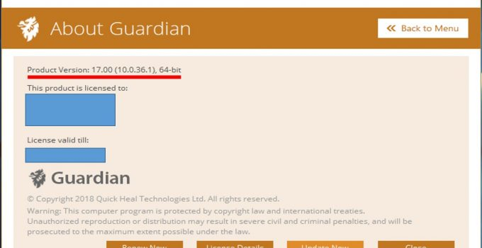 Guardian NetSecure Crack Key 100% Working