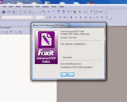Foxit PDF Editor + Crack