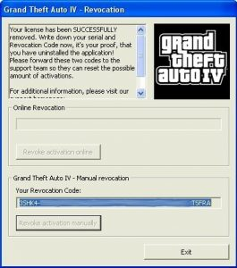 gta 4 crack key