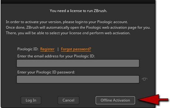 ZBrush Activation Code Free